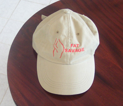 The Genuine Fat Savage Hat!